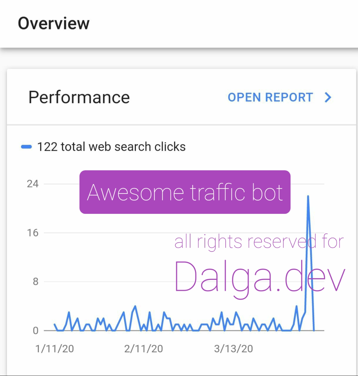 Awesome Traffic Bot - Without using VPN & Proxy - 3