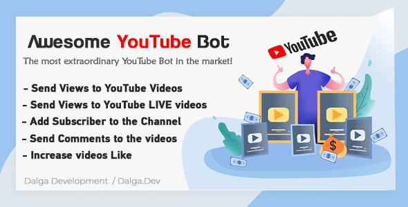 Awesome YouTube Bot